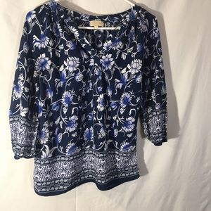 Lucy & Laurel Top! Small